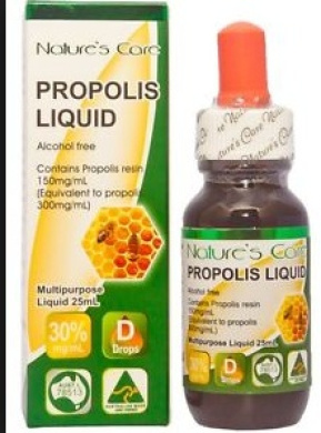 Nature's Care Propolis Liquid 30% 25 ml