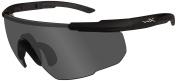 Wiley X Sabre Advanced 306 Protective Glasses - Set Including 2 Lenses - Size M-XL - Matte Black