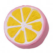 HS Jumbo Slow Rising Squishy Soft Lemon Squeeze Toys