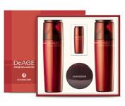 [Charmzon] Red Edition Special Set - Skin Toner,Emulsion, Nutrient Cream 3pcs Set