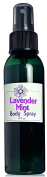 Lavender Mint* Body Spray - Cheerfully Relaxing - Alcohol Free Fragrance Spritz