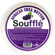 Taha African Shea Butter Souffle Grape Scented