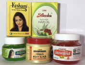 Sira Beauty- Ayurvedic Skin and Hair Care Beauty Products Combo Offer