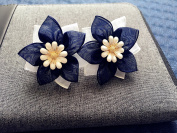 Japanese Kanzashi Hair Ornament flower hair clip