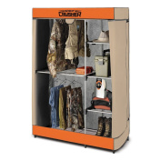 SCENT CRUSHER 2030647 Sync Flex Hunter Closet with Ozone Gen Hunting Scent Eliminators
