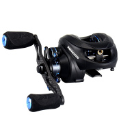 NEW KastKing Assassin Carbon Baitcasting Reel, Only 170ml, 7.5kg Carbon Fibre Drag, 11+1 BB, Dual Brakes, Our Lightest Baitcaster Fishing Reel, Affordable!