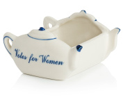 Votes for Women Teabag Caddy by The Preservation Society of Newport County
