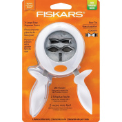 Fiskars Squeeze Punch X-Large-Bow Tie, 5.1cm