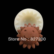 DIY sun smiling face silicone moulds for cake decorating smiley chocolate soap mould polymer clay tools resin mould F0308TY35