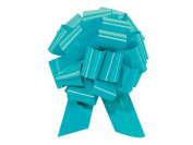 Turquoise Blue 13cm Perfect Pull Gift Bow