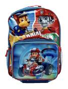 Nickelodeon Paw Patrol Backpack with 3D Hologram Lunchbox Bag - Kids