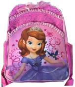 Disney Sofia 41cm Backpack Large Purple Ruffles
