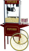 Paragon Medium Popcorn Cart for 6 and 240ml Poppers