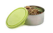 U Konserve Round Container , Large, Lime