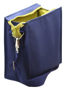 UKonserve Insulated Lunch Tote, Large, Navy