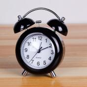 Creative Mute Alarm/Lazy Bedside Clock/Luminous Electronic Clock-C