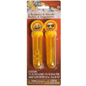 Emoji Bubble Party Favours, 2ct