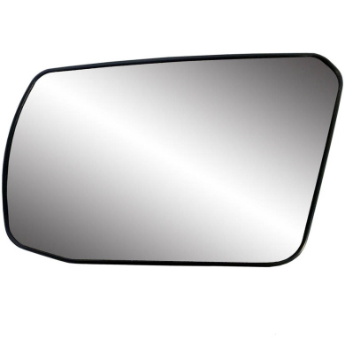 Replacement Glass Assembly for 08-13 for Altima Coupe Non-Foldaway Mirror; 07-11 for Altima Hybrid Non-Foldaway; 07-12 for Altima Sedan Non-Foldaway Mirror