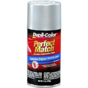 Duplicolor BTY1530 Perfect Match Touch-Up Paint Silver