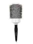 iBeauty 65mm Ceramic Ionic Tourmaline Styling Curling Hair Brush #1901 Made in Korea
