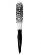 iBeauty 25mm Ceramic Ionic Tourmaline Styling Curling Hair Brush #1905 Made in Korea