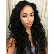Echo Beauty Brazilian Virgin Hair Human Hair 150% Density Lace Human Hair Wigs For Black Women Brazilian Body Wave Lace Front Wig Glueless Lace Wigs 25cm