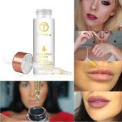 Hunputa 24k Rose Gold Elixir Skin Make Up Oil Infused Beauty Oil Essential Oil Before Primer Foundation Moisturising Face Oil