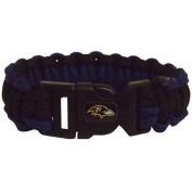 NFL Baltimore Ravens Survivor Bracelet
