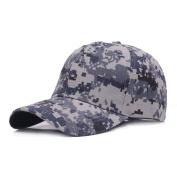 Westeng Adjustable Baseball Cap Unisex Camouflage Sun Hat Dome Sports Travel Cap Hip Sunscreen