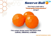 Swerve Ball Bat and Ball Combo Pack