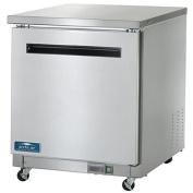 Arctic Air AUC27R 70cm Undercounter Refrigerator - 0.2cbm