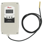 Dwyer Temperature Control - Weatherproof Enclosure, TSW-260, 12-24 VAC/DC Power supply, Dual Stage