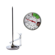 TAMUME Kitchen Thermometer for Measuring Coffee, Milk and Chocolate Temperature
