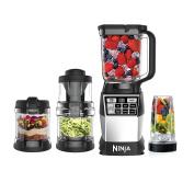 Ninja 4-in-1 Kitchen System, Blending, Processing & Spiralizing