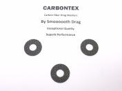 PENN REEL PART Fierce 4000 - (3) Smooth Drag Carbontex Drag Washers #SDP18