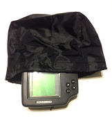 Fishfinder, Depth Finder Poly Sun Cover for 13cm Models - Protects Your Screen From Sun / Weather Damage with Drawstring