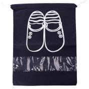 Portable Nonwovens Travel Storage Shoe Bag, Tote Belt Storage Travel ,Tuscom