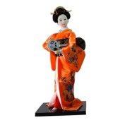Japanese Dolls Geisha Girl Geiko Kimono Doll Home Decoration Art Collection, #21