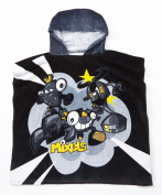 Lego Mixels Terry Hooded Poncho Towel - 100% Cotton Great for the bath, the beach and the Pool!