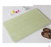 Bathroom mats/foot pad/toilet/bathroom door mats/non-slip suction bath mat-E 120x160cm