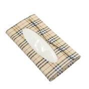 Car Sun Visor Tissue Box Auto Paper Napkin Holder Clip PU Leather Car Interior
