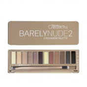 Brand New Beauty Creations Barely Nude2 Eyeshadow Palette 12 Colours
