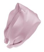 L. Erickson USA Scarf Headband - Silk Charmeuse Cameo Pink
