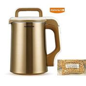 [Official] BONUS PACK! Joyoung DJ13U-D81SG Easy-Clean Automatic Hot Soy Milk Maker with FREE Soybean Bonus Pack