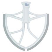 Flat Beater Blade with Flex Edge Bowl Scraper for KitchenAid 5.7l Bowl Lift Mixer