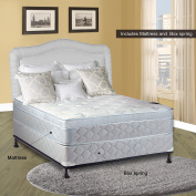 Spinal Solution Luxury Collection Twin X-Large Mattress and Box Spring, Fully Assembled Orthopaedic