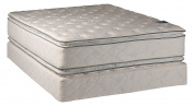 Dream Solutions Brand Fully Assembled Double Sided Pillow Top, Queen size set
