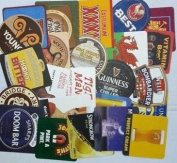 Traditional Pub Beer Mats (Pack of 25) - Series 3