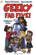 """Geeky Fab Five Vol. 1 """"Playing for Keeps"""""""