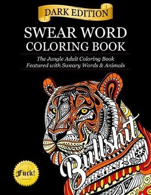 Swear Word Coloring Book Books Buy Online From Fishpondau